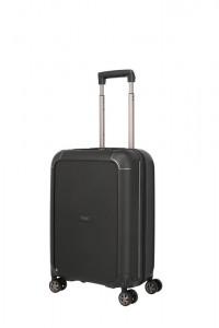 Titan Kabinový cestovní kufr Compax 4w S Black 43 l