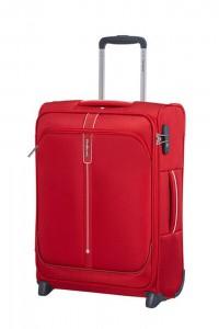 Samsonite Kabinový cestovní kufr Popsoda Upright 55 cm 41 l – červená