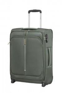 Samsonite Kabinový cestovní kufr Popsoda Upright 55 cm 41 l – šedá