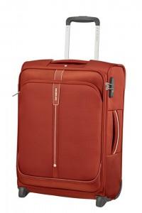 Samsonite Kabinový cestovní kufr Popsoda Upright 55 cm 41 l – tmavě oranžová