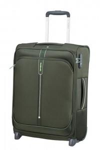 Samsonite Kabinový cestovní kufr Popsoda Upright 55 cm 41 l – tmavě zelená