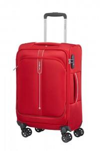 Samsonite Kabinový cestovní kufr Popsoda 55 cm 35 l – červená