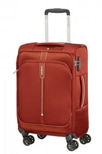 Samsonite Kabinový cestovní kufr Popsoda 55 cm 35 l – tmavě oranžová