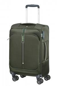 Samsonite Kabinový cestovní kufr Popsoda 55 cm 35 l – tmavě zelená