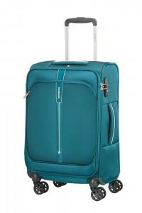 Samsonite Kabinový cestovní kufr Popsoda 55 cm 35 l – tyrkysová
