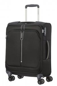 Samsonite Kabinový cestovní kufr Popsoda 55 cm 40 l – černá
