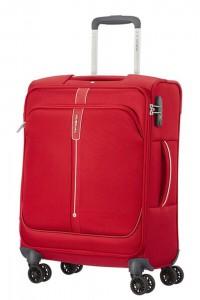 Samsonite Kabinový cestovní kufr Popsoda 55 cm 40 l – červená