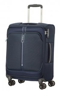Samsonite Kabinový cestovní kufr Popsoda 55 cm 40 l – tmavě modrá