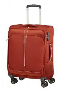 Samsonite Kabinový cestovní kufr Popsoda 55 cm 40 l – tmavě oranžová