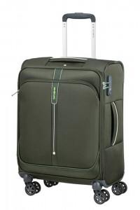Samsonite Kabinový cestovní kufr Popsoda 55 cm 40 l – tmavě zelená
