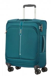 Samsonite Kabinový cestovní kufr Popsoda 55 cm 40 l – tyrkysová