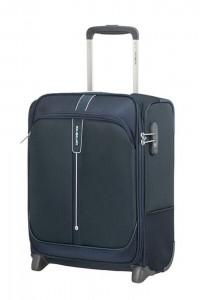 Samsonite Kabinový cestovní kufr pod sedadlo Popsoda Upright 45 cm 26 l – tmavě modrá