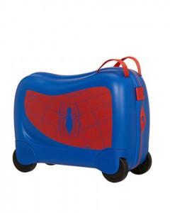 Samsonite Kabinový cestovní kufr Dream Rider Marvel 28 l – SPIDER-MAN