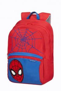 Samsonite Dětský batoh Disney Ultimate 2.0 M Marvel Spider-Man 16 l – červená