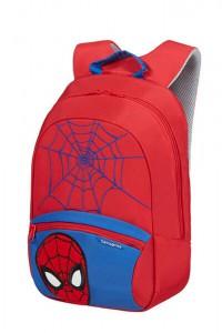 Samsonite Dětský batoh Disney Ultimate 2.0 S+ Marvel Spider-Man 11 l – červená