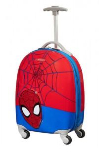 Samsonite Dětský kabinový cestovní kufr Disney Ultimate 2.0 Marvel Spider-Man 20,5 l – červená