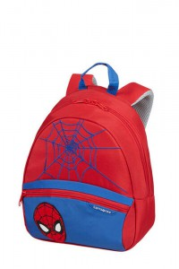 Samsonite Dětský batoh Disney Ultimate 2.0 S Marvel Spider-Man 7 l – červená