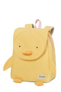 Samsonite Dětský batoh Happy Sammies S+ Duck Dodie 11 l – žlutá