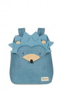 Samsonite Dětský batoh Happy Sammies S Hedgehog Harris 7,5 l – modrá