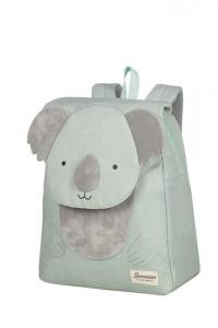 Samsonite Dětský batoh Happy Sammies S+ Koala Kody 11 l – šedá