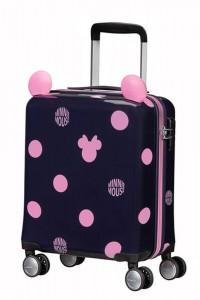 Samsonite Dětský cestovní kufr Color Funtime Disney Minnie 22 l – černá
