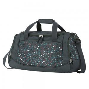 Travelite Cestovní taška Argon Duffle Dots 35 l