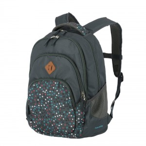Travelite Batoh Argon Dots 22 l