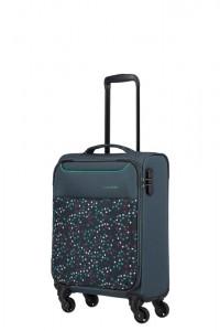 Travelite Kabinový cestovní kufr Argon S Dots 30 l