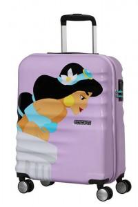 American Tourister Kabinový cestovní kufr Wavebreaker Disney Deluxe Princess 36 l – Jasmine
