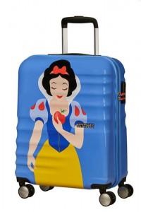 American Tourister Kabinový cestovní kufr Wavebreaker Disney Deluxe Princess 36 l – Snow White
