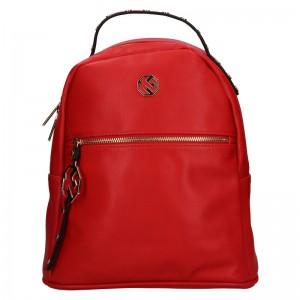 Dámský batoh Marina Galanti Izabela – červená