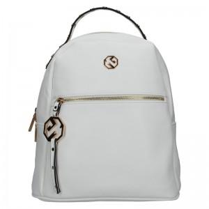 Dámský batoh Marina Galanti Izabela – bílá