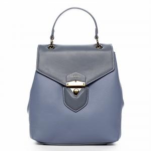 Módní dámský batůžek David Jones Emily – modrá