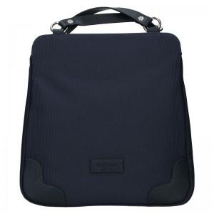 Dámská batůžko kabelka Katana Oleana – modrá