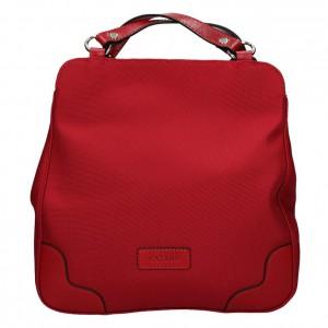 Dámská batůžko kabelka Katana Oleana – červená