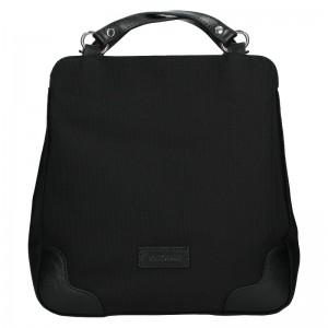 Dámská batůžko kabelka Katana Oleana – černá
