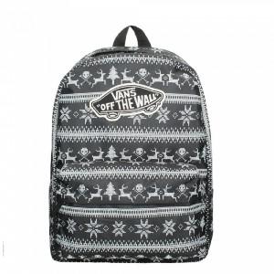 Vans Realm Backpack Holiday Black