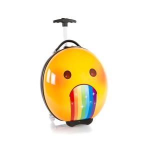 Heys e-Motion Kids Luggage Rainbow
