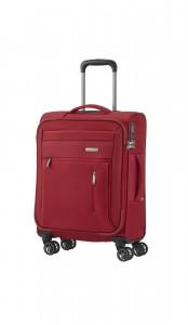 Travelite Capri 4w S Red