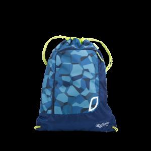 Ergobag Sportovní pytel Blue Stones