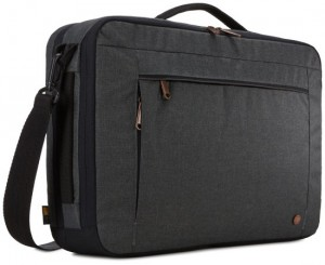 "Case Logic Era Hybrid Briefcase 15,6"" Grey"