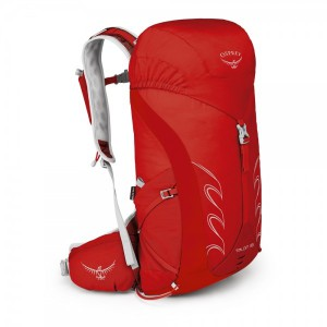 Osprey Talon 18 Martian red M/L