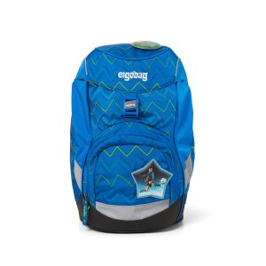 Ergobag Prime Modrá Zig Zag 2020 20l
