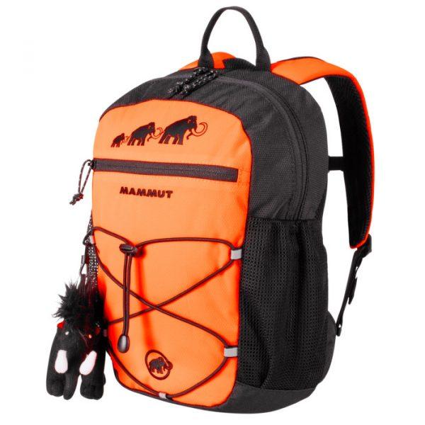 Dětský batoh MAMMUT First Zip 8 Safety Orange-Black