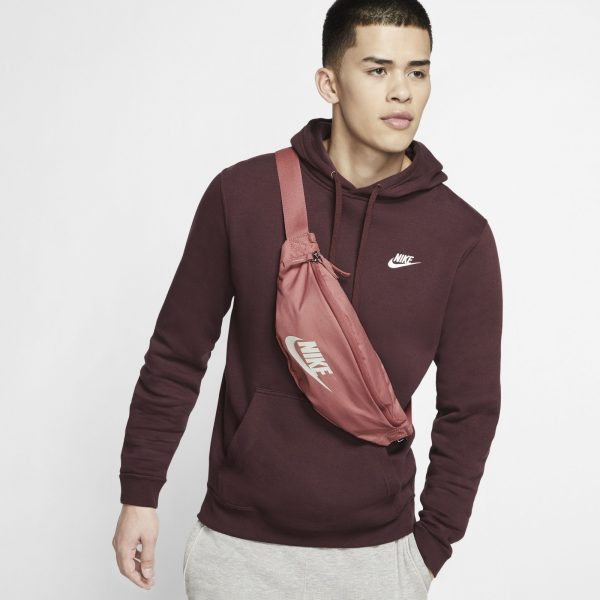 Nk heritage hip pack CANYON PINK/CANYON PINK/PALE IVORY
