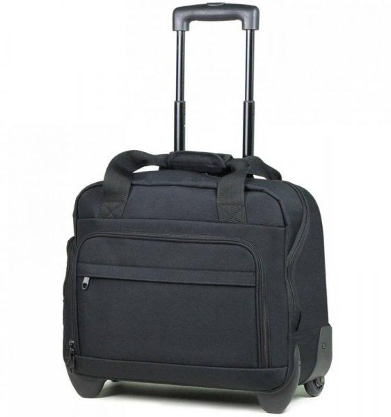 Kufr příruční na notebook MEMBER'S CM-0034 – černá