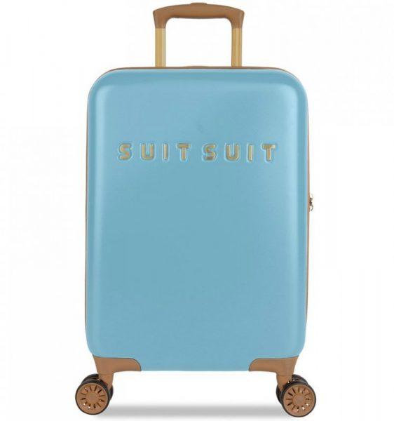 Kabinové zavazadlo SUITSUIT® TR-7105/3-S – Fab Seventies Reef Water Blue