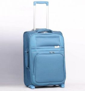 Kabinové zavazadlo AEROLITE T-9515/3-S – světle modrá