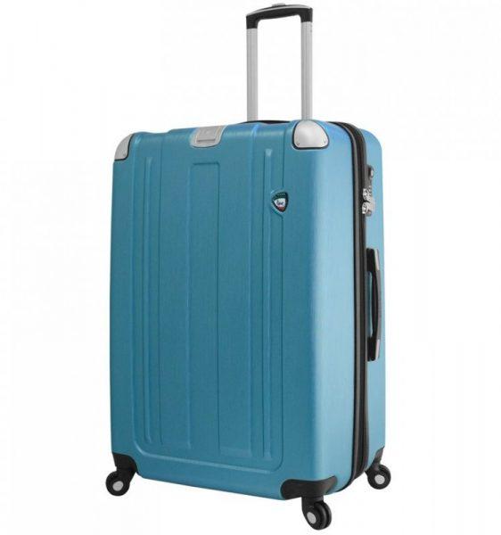 Cestovní kufr MIA TORO M1303/3-L – modrá