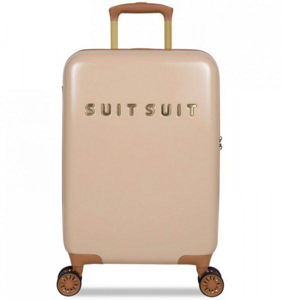Kabinové zavazadlo SUITSUIT® TR-7108/3-S – Fab Seventies Warm Sand